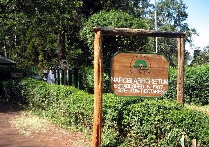 picnic sites in Nairobi