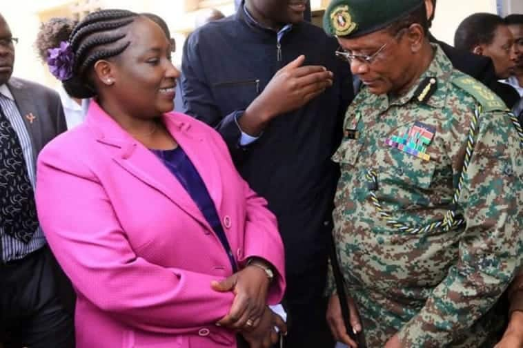 Uhuru fires PS Lillian Omollo at centre of the NYS scandal
