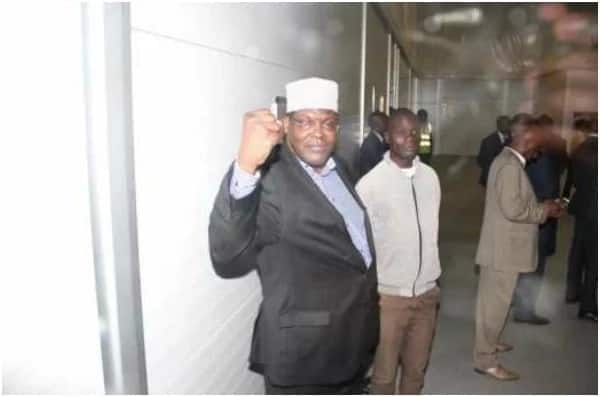 Miguna was too arrogant at JKIA - Kenya National Commission on Human Rights chair