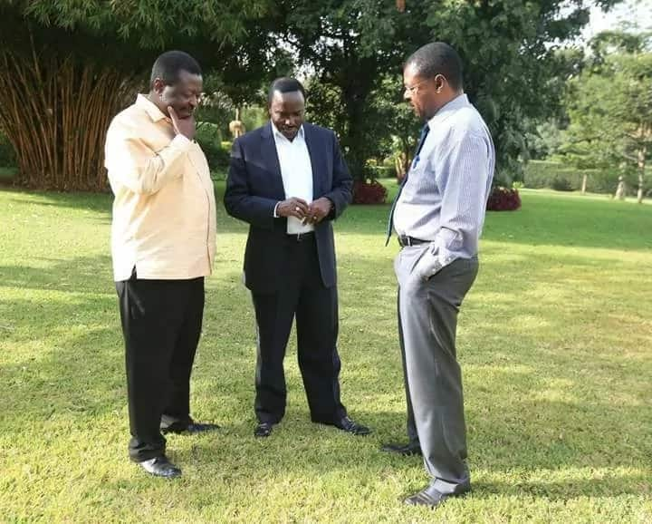 NASA leaders fearing for their lives - Moses Wetangula