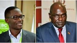 Mkurugenzi Mkuu wa IEBC Ezra Chiloba afutwa kazi