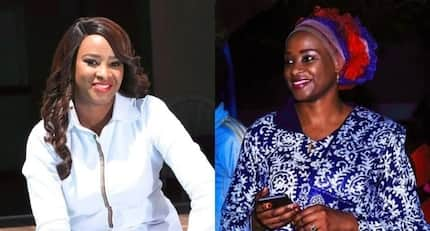 Kanze Dena gets promotion barely a month after State House appointment