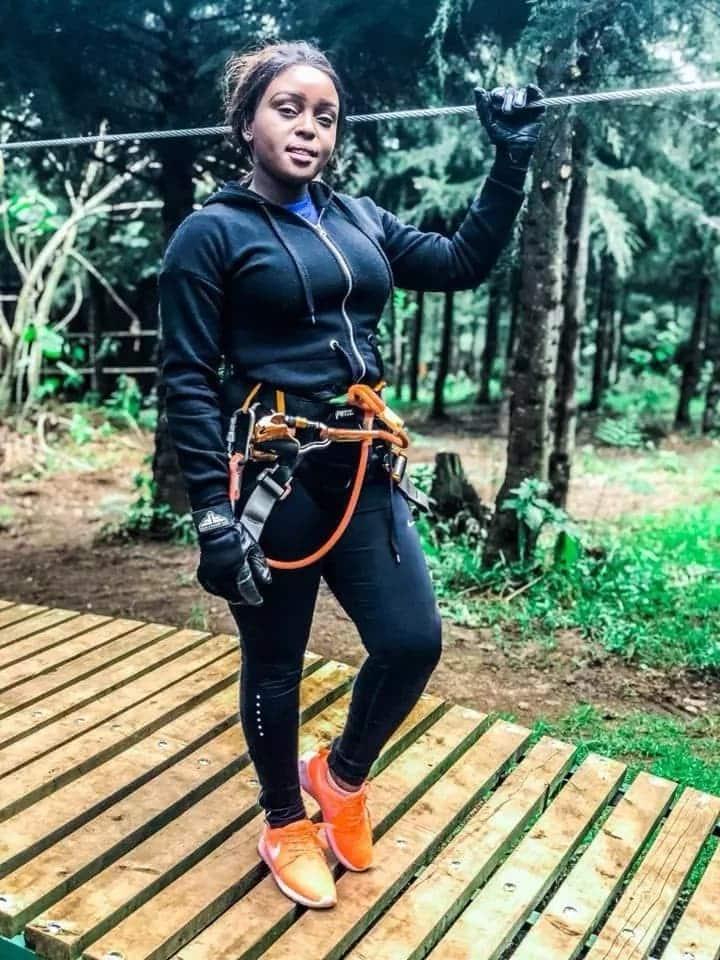 Picha 12 za Monica Kimani aliyeuawa kinyama eneo la Kilimani, Nairobi