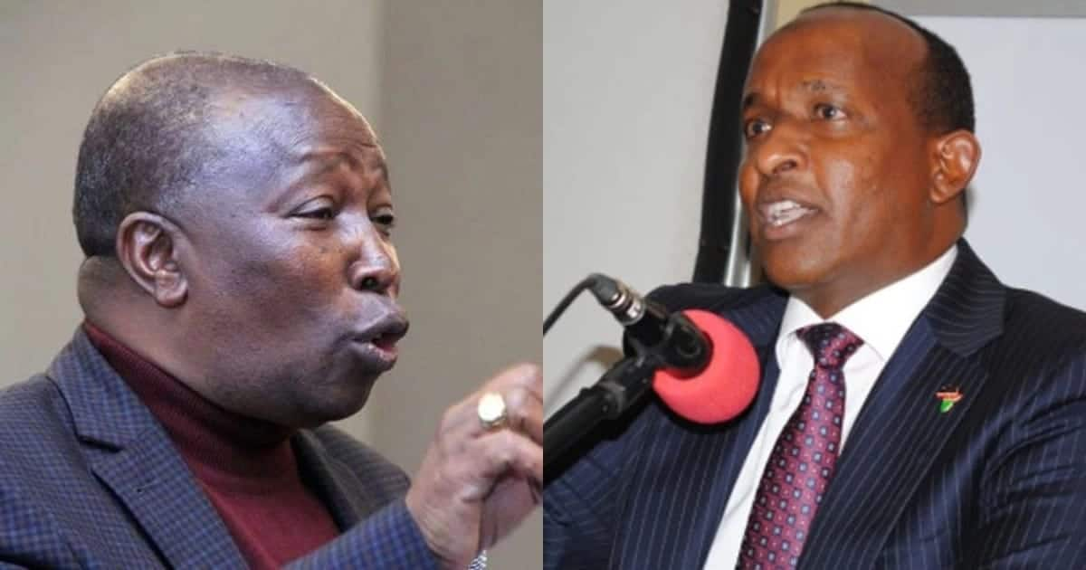 Duale is wrong, Kenyans want a referendum now to save costs - MP Maina Kamanda