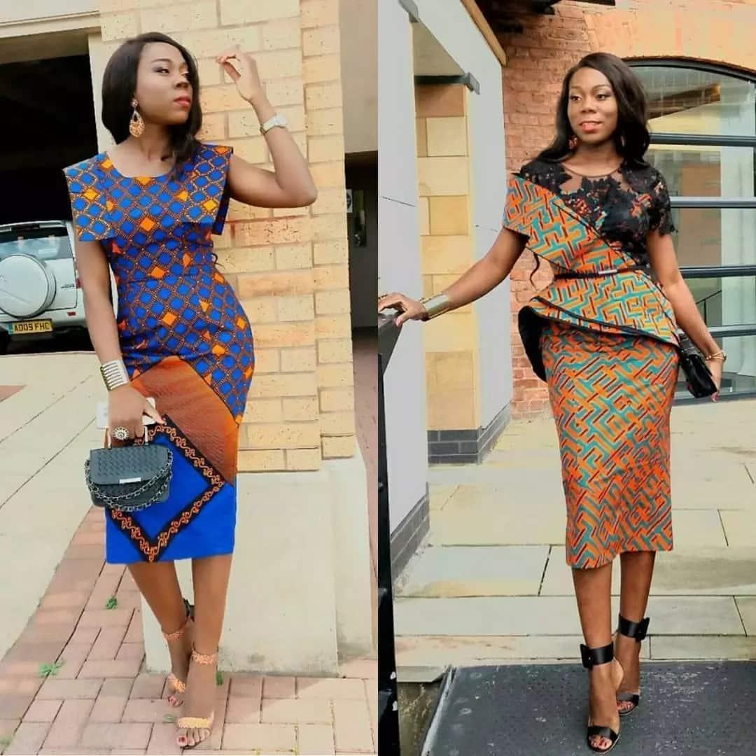 Latest African Ankara Designs