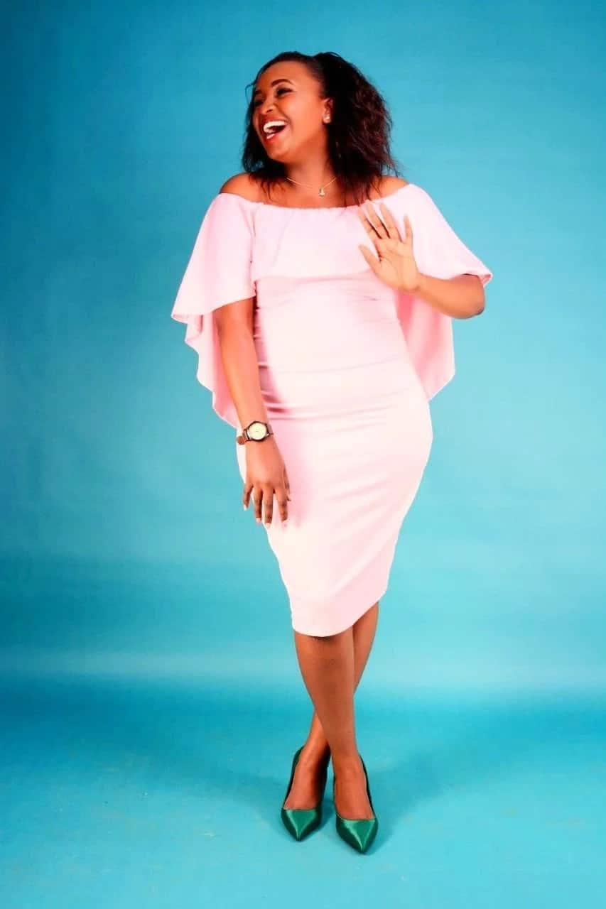 Blow for Hot96 as voluptuous radio presenter Terry Mwikamba leaves for rival station