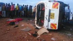 Three killed, 11 injured in grisly matatu crash