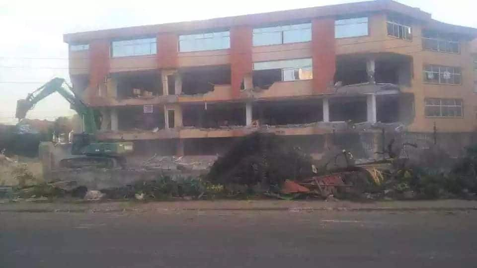 NEMA to demolish former MP's multi million house in Riara estate