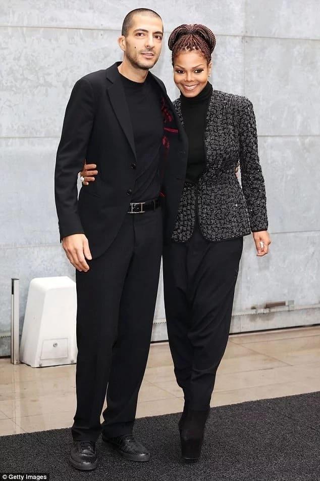 Singer Janet Jackson, 50, shares lovable photo of her newborn son (photos)