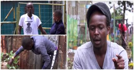 Reformed Nairobi robbers cleaning city, why youths must stop dating sponsors on TUKO TV videos