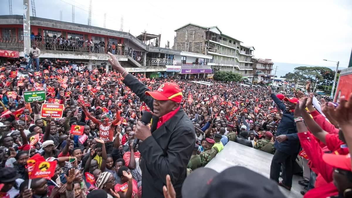 Millie Odhiambo avikashifu mno vyombo vya habari kwa 'kupendelea' Jubilee