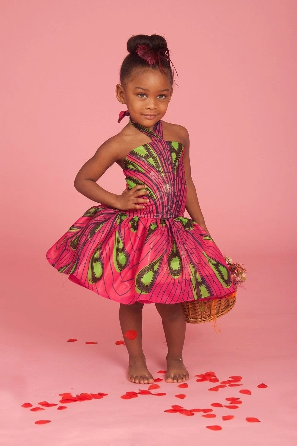Latest African Wear For Kids Tukocoke