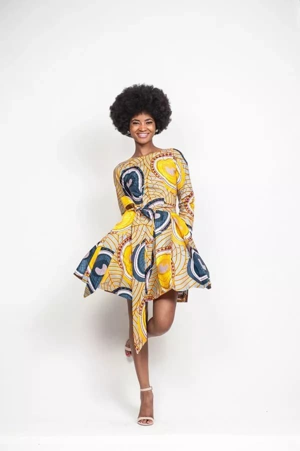 Kitenge designs for women