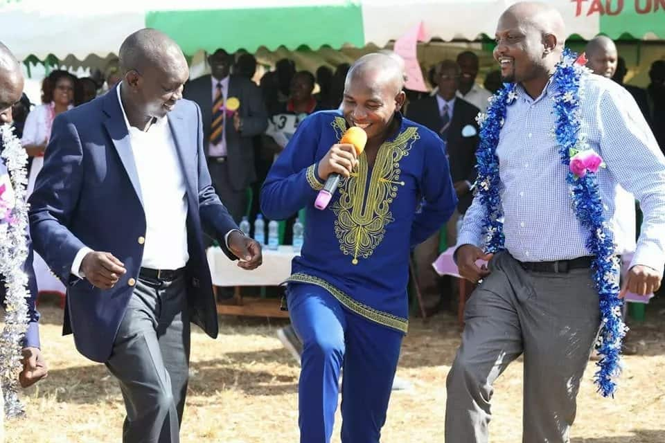 Jubilee MP Oscar Sudi wants lifestyle audit to cover family members of politicians
