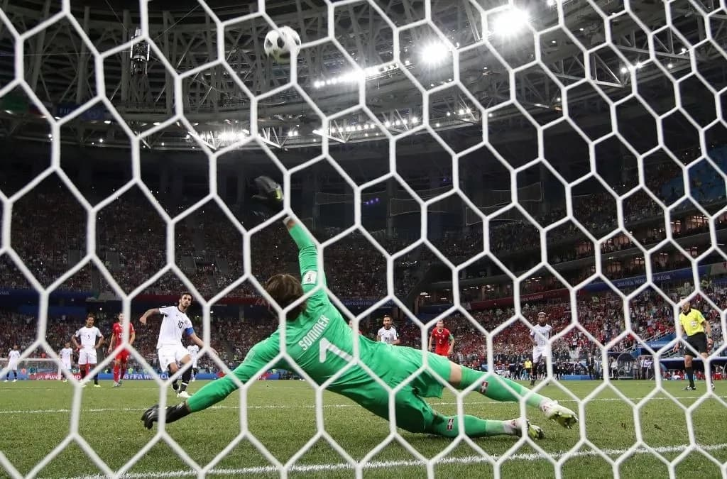 Switzerland cruise to Russia 2018 knock out stage despite playing 2-2 with Costa Rica