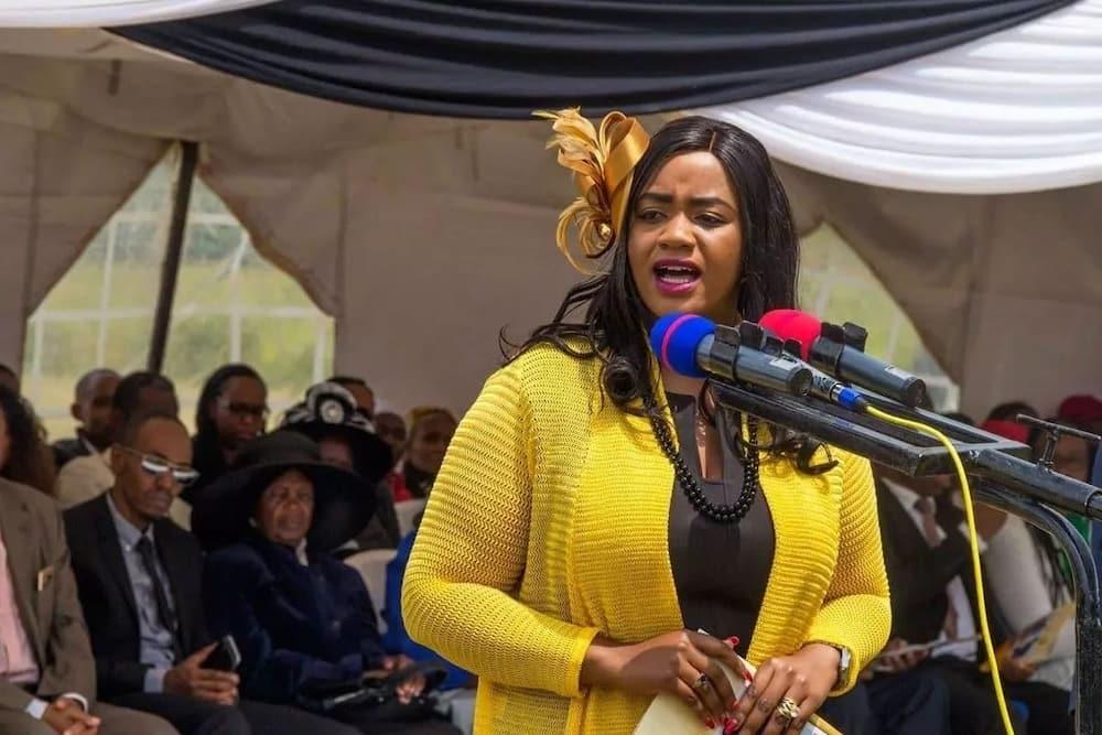 Mwakilishi wa wanawake Laikipia Cate Waruguru adokeza kukihama chama cha Jubilee