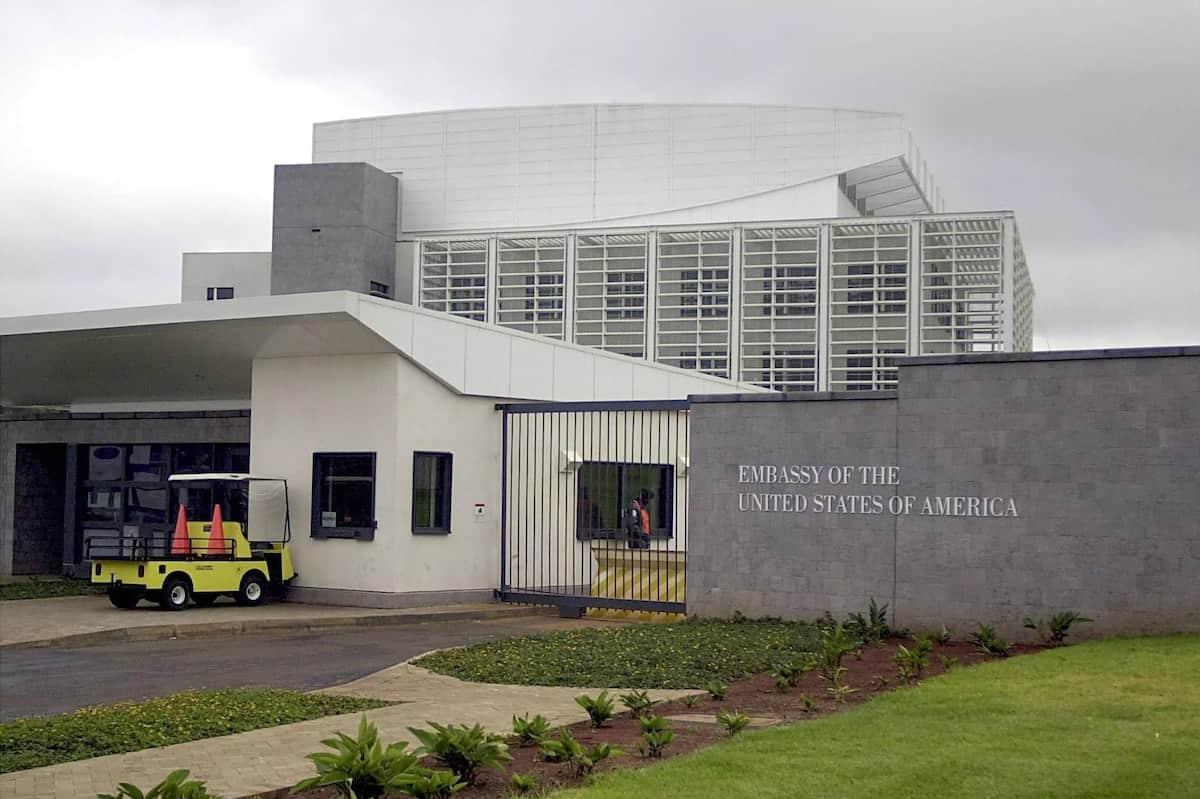 US Embassy Nairobi contacts, Visa contacts US Embassy Nairobi, US Embassy in Nairobi contacts