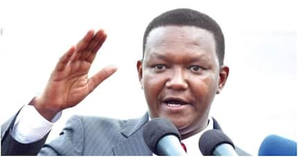 Only thieves afraid of audit, start with those demanding legal framework – Alfred Mutua