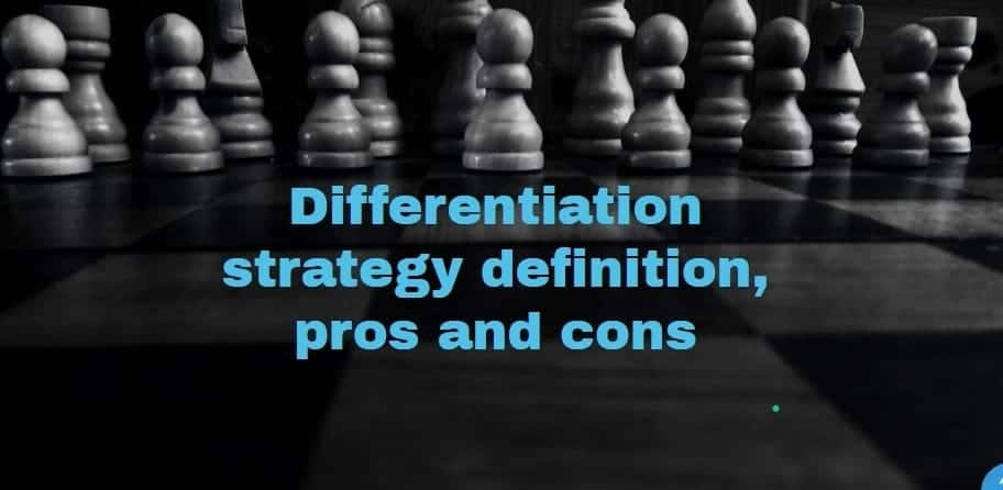 differentiation strategy, differentiation strategy example, what is a differentiation strategy