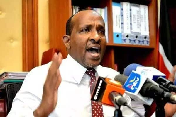 Aden Duale asks Raila Odinga to end his tired crocodile stories