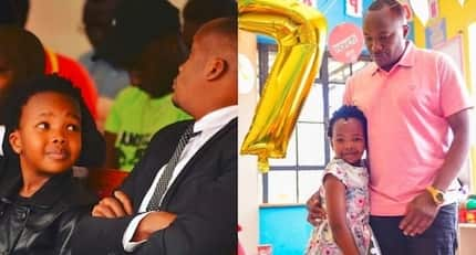 Starehe MP Jaguar throws lavish birthday party for eldest daughter turning 7