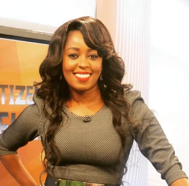 I used to drink a lot after my divorce – Pregnant Lillian Muli confesses