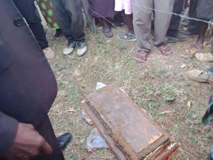 Jeneza lenye mfu lawashtua walimu na wanafunzi Kakamega