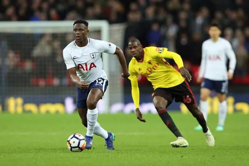 FKF, Tottenham in tussle over Wanyama's availability for qualifier against Ghana