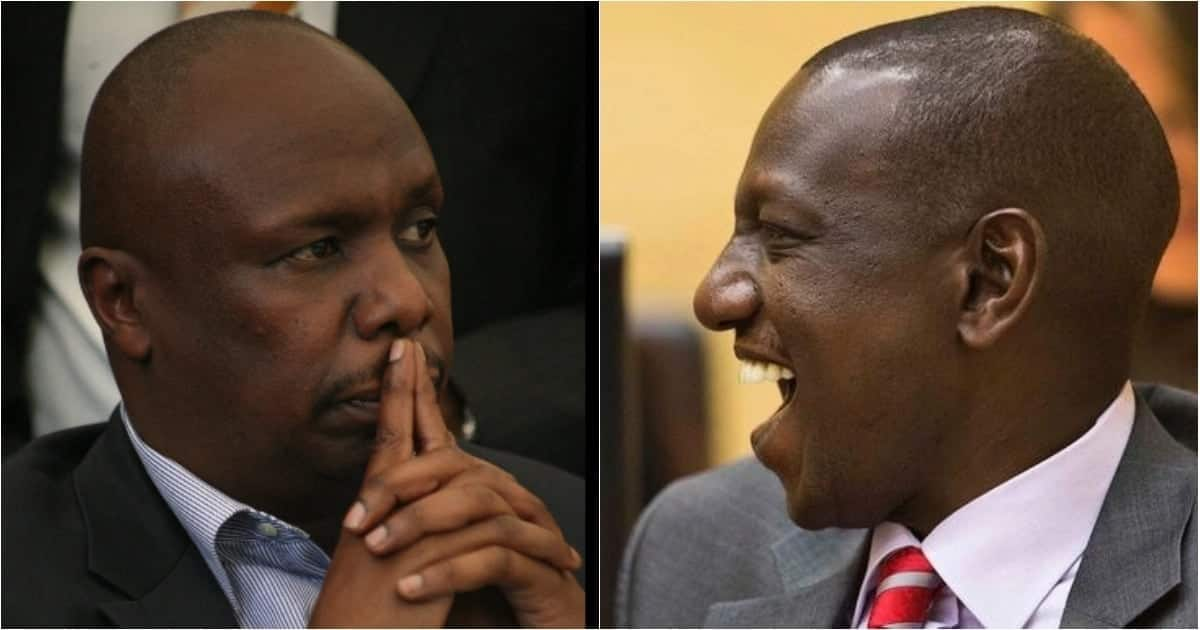 Gideon Moi is a political toddler, he can't compete DP William Ruto's Presidency in 2022 -Sirisia Mp John Waluke.