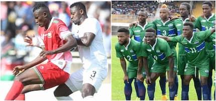 CAF cancels Sierra Leone vs Ghana 2019 AFCON qualifiers following FIFA suspension
