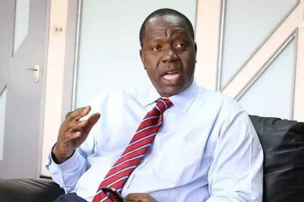 Senate wants Matiang'i investigated and charged over KSh 1.5 billion Ruaraka land saga