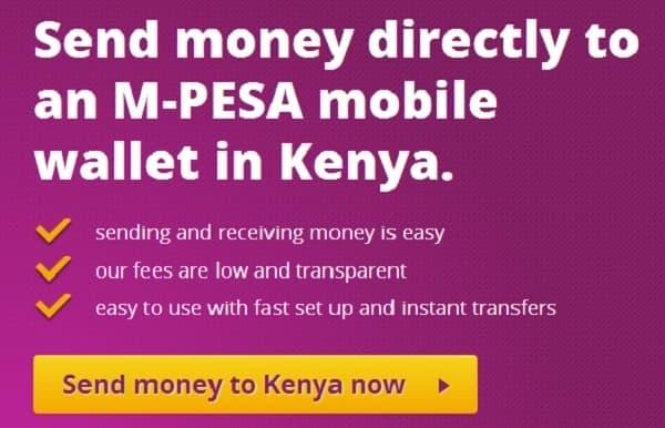 Transfer money from Skrill to M-Pesa
