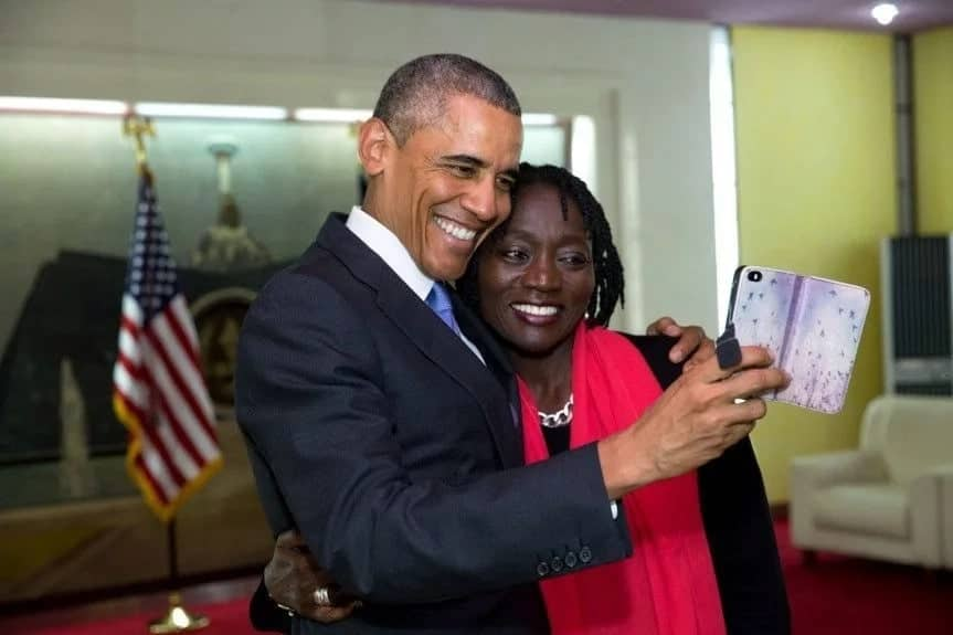 Luo women demand an apology from Obama's sister for embarrassing remarks