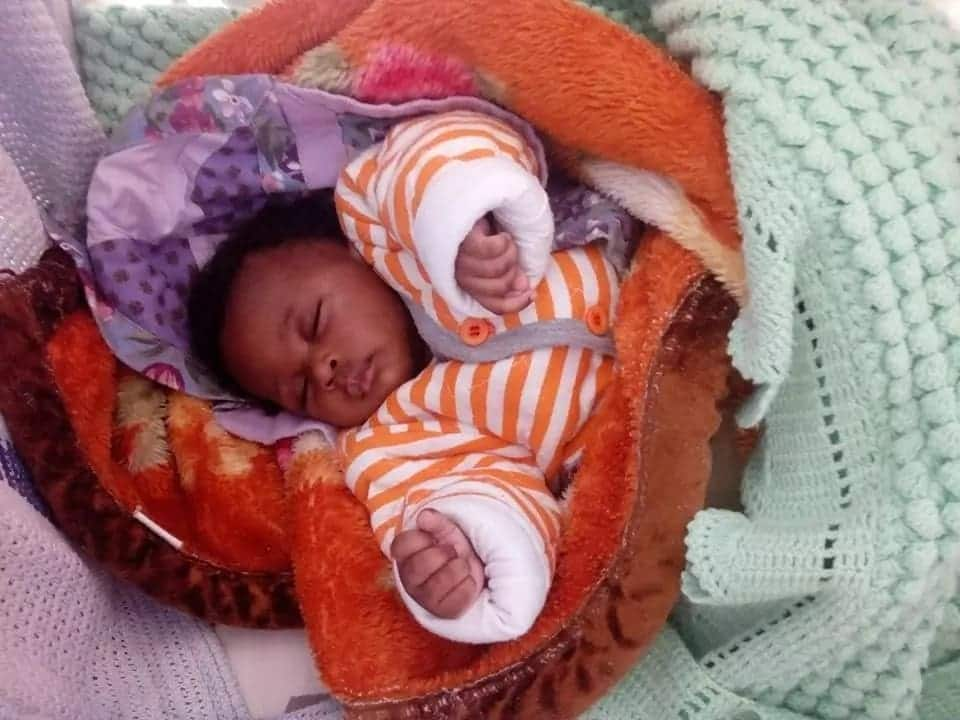 Nyandarau mum delivers baby then abandons it outside health facility