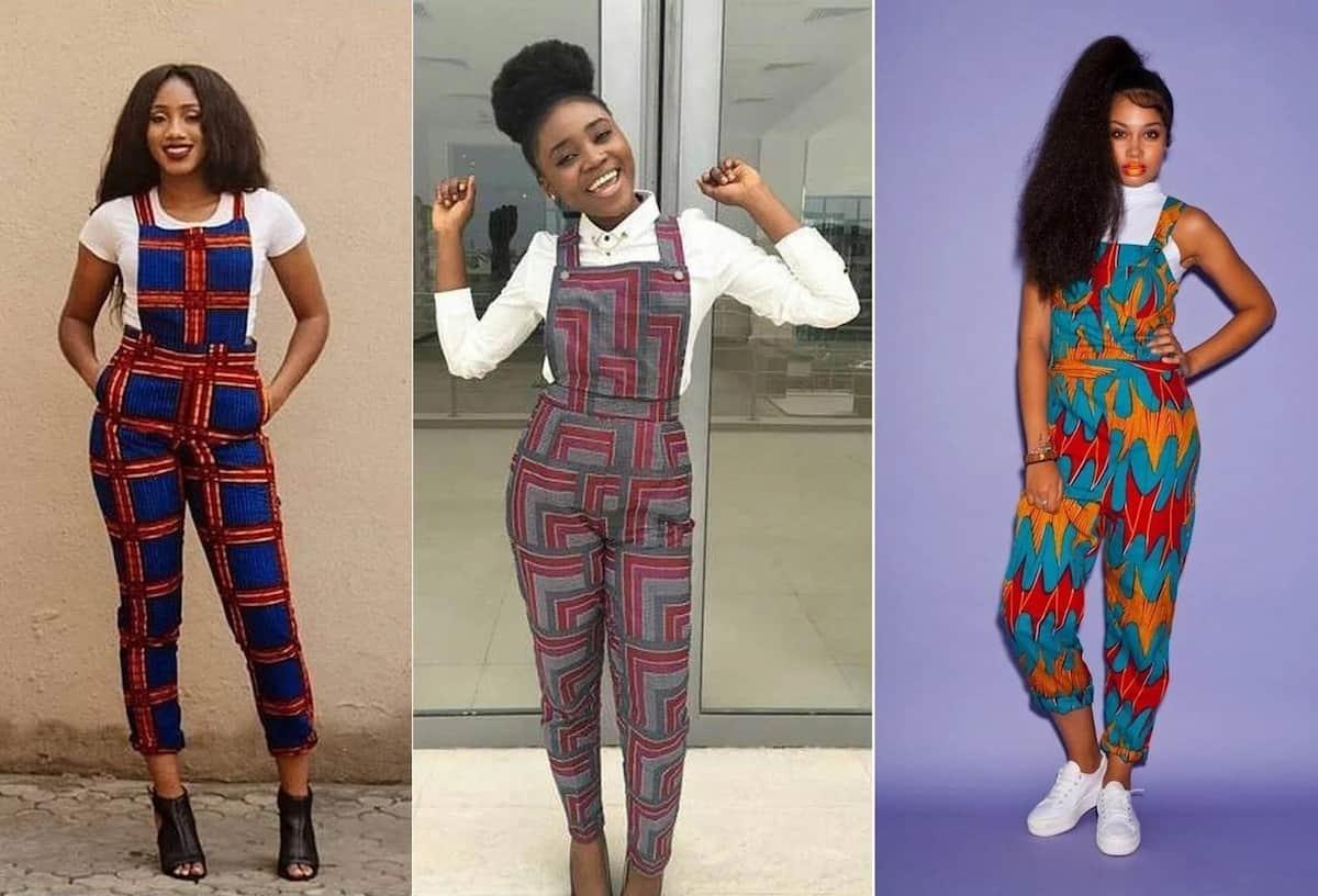 Trendy ankara styles for teenagers