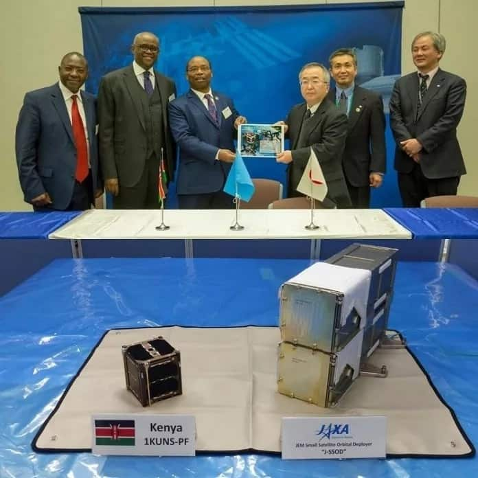 History made as Kenya successfully launches its first satellite to space