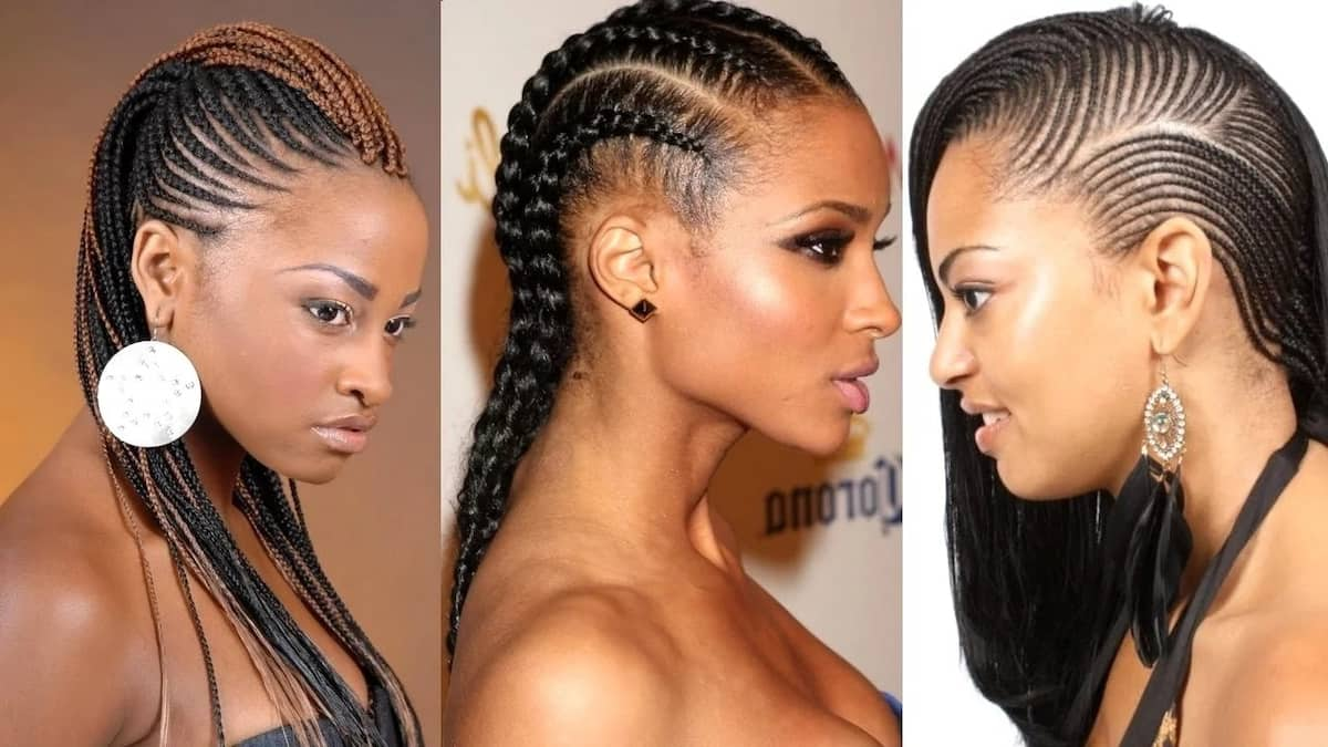 Latest African Hairstyles Braids 2018 Tuko Co Ke