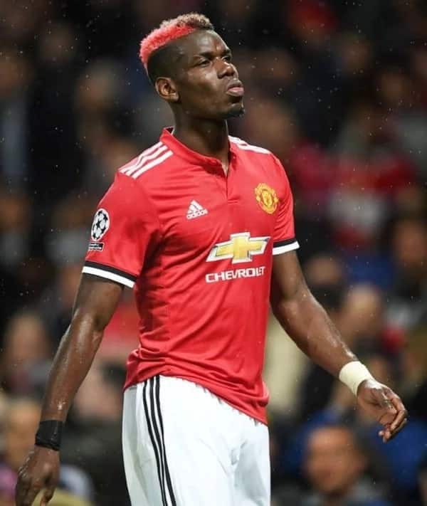 Paul Pogba wa Manchester United