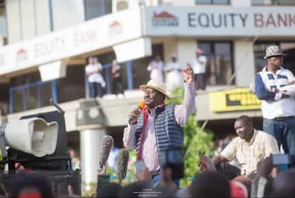 Duale na Mbadi wachafuana 'live' kuhusu mkutano wa NASA Jacaranda
