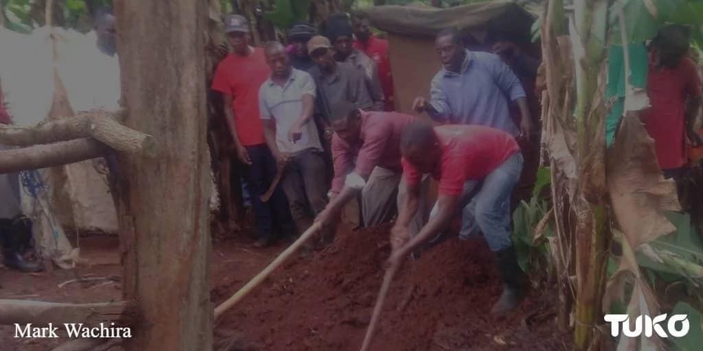 Polisi washindwa kupata mwili wa mwanamke aliyedaiwa kuuliwa na kuzikwa kwenye shimo la choo
