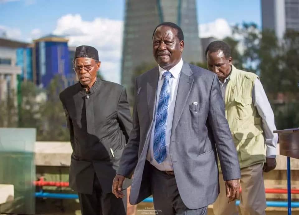 William Ruto has every reason to worry after Uhuru,Raila handshake - Koigi Wamwere