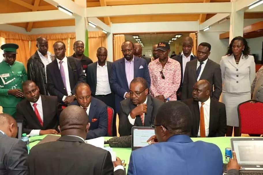 Kidero cleared to defend his seat