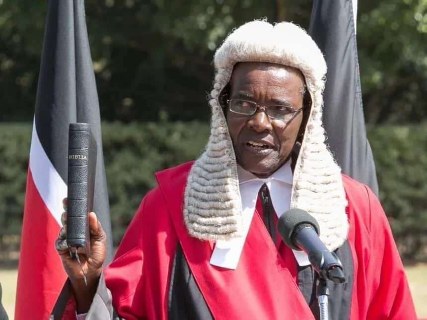 Uhuru had no choice but to revisit and fix the Judiciary