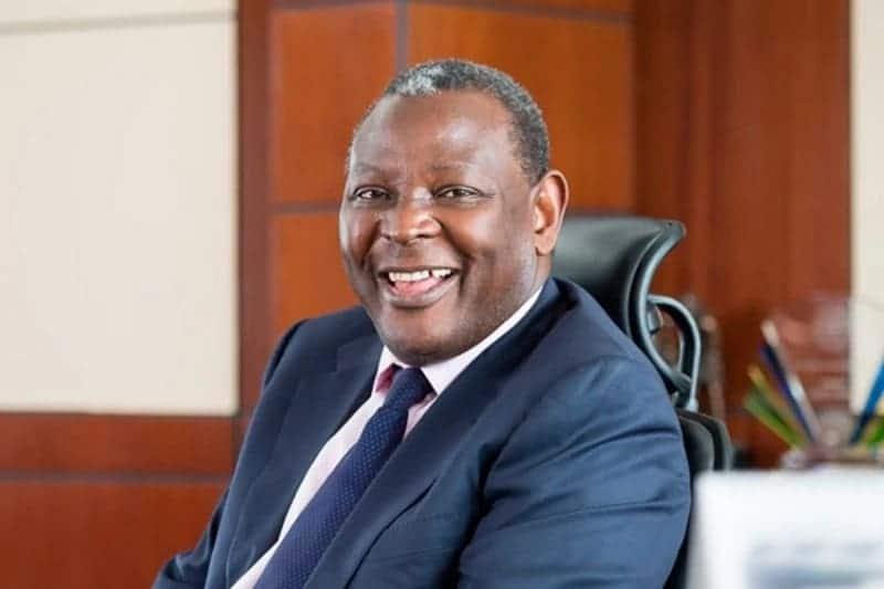 Lazima tujitolee ili tuweze kuafikia makubwa – Afisa mkuu mtendaji wa benki ya Equity James Mwangi