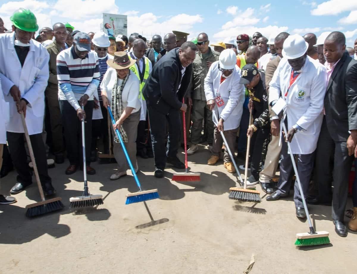 Uhuru defends Sonko, blames Kidero over poor state of Nairobi city