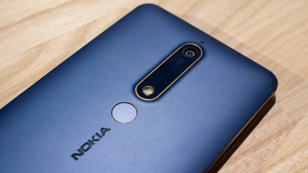 Nokia 6 features