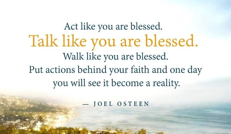 Joel osteen inspiration quotes Become a better you joel osteen quotes Joel osteen sermon quotes