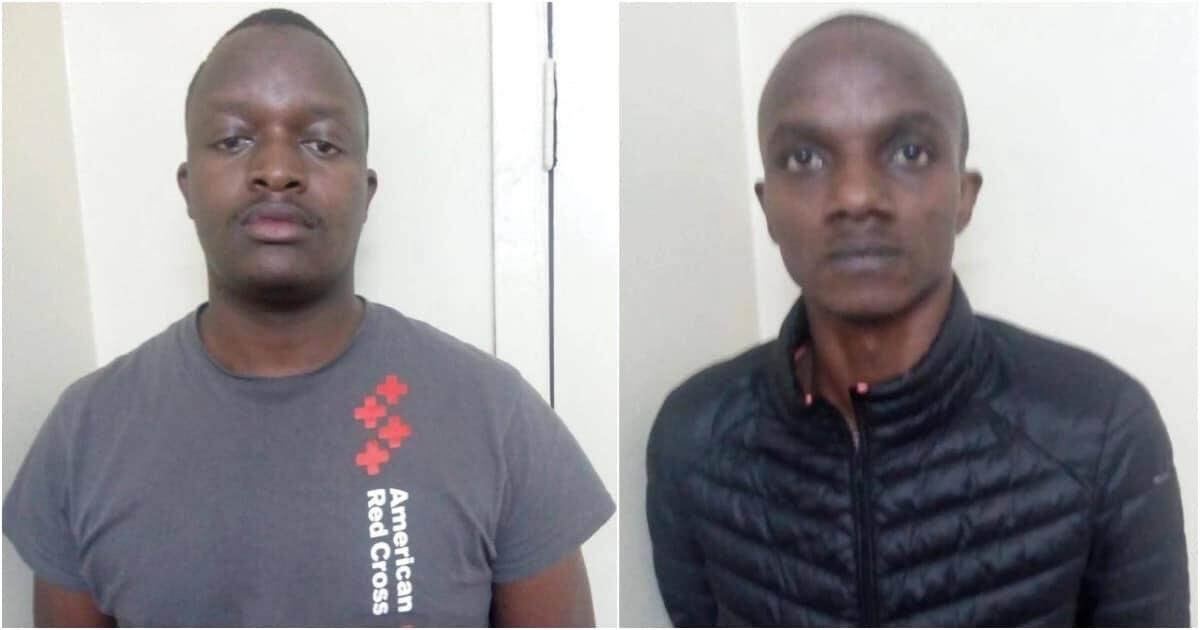 Wezi wawili wa kompyuta wakamatwa na maafisa wa polisi jijini Nairobi