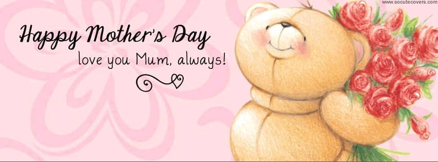 Cute Happy Mothers Day images and messages 2018