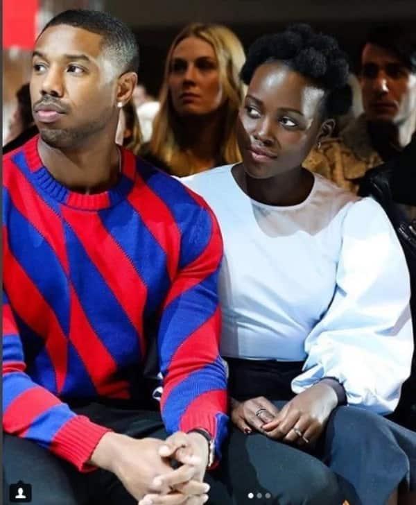 Picha 12 za Lupita Nyong'o na Black Panther za kuthibitisha kuwa watafaana kwa ndoa